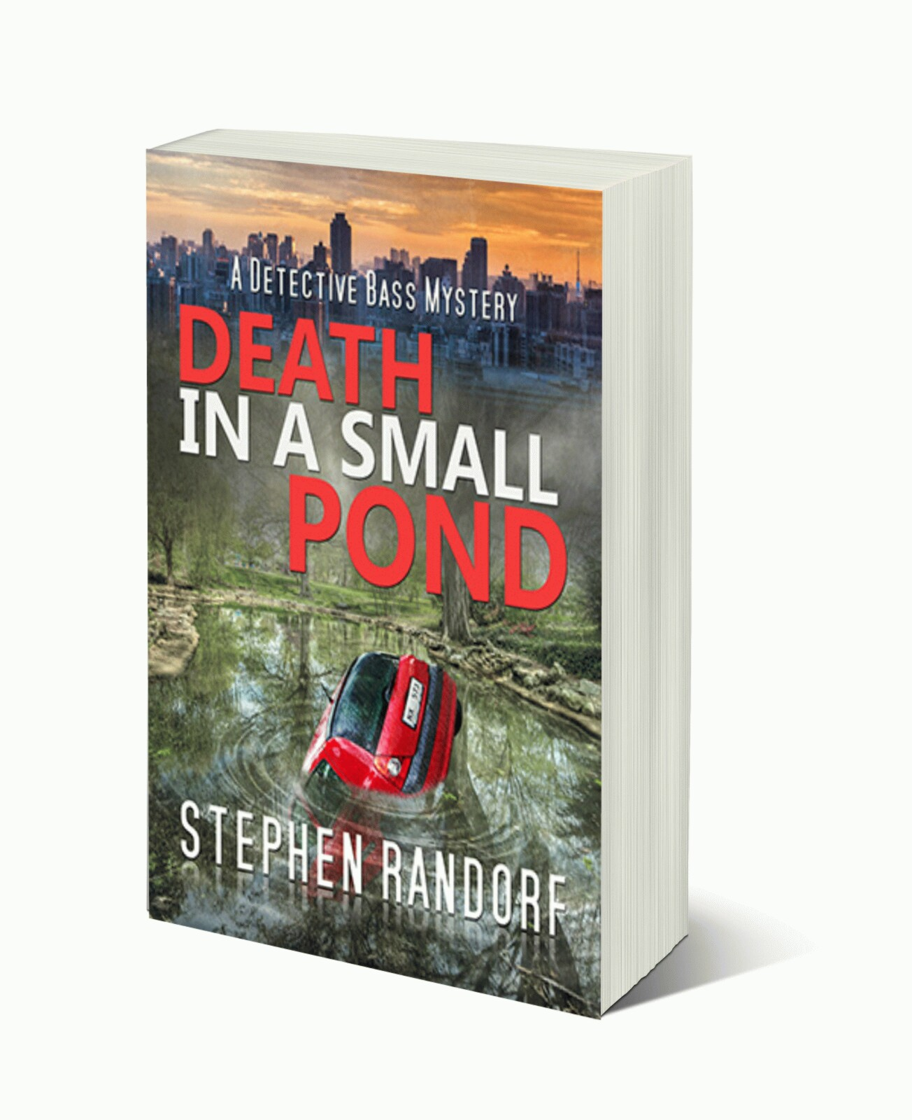 Book List   The Detective Bass Mystery Series